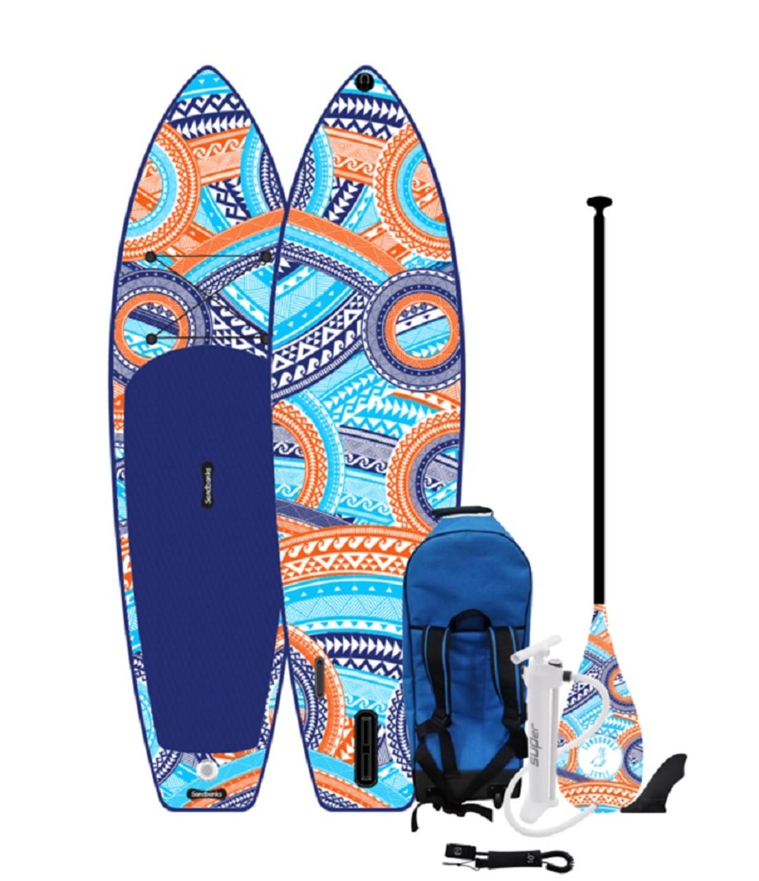 Sandbanks Ultimate Art Maui Paddle Board