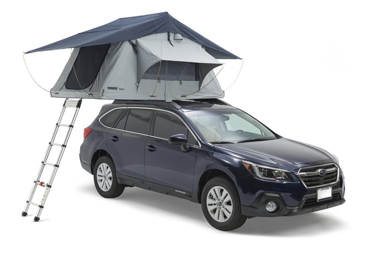 Thule Tepui Explorer Kukenam 3 Person RV and Car Rooftop Tent grey
