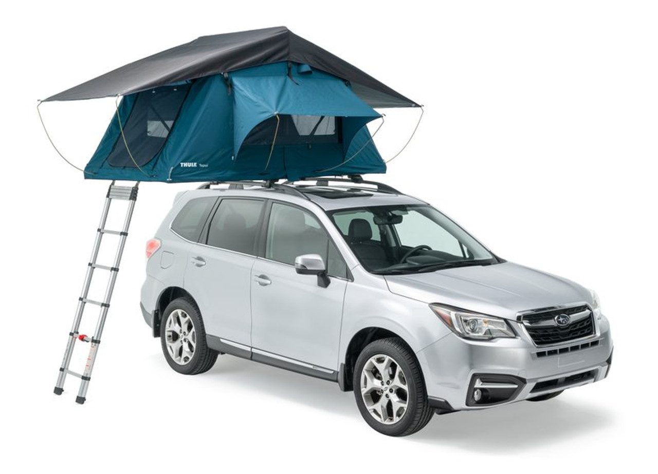 Thule Tepui Explorer Kukenam 3 Person RV and Car Rooftop Tent blue