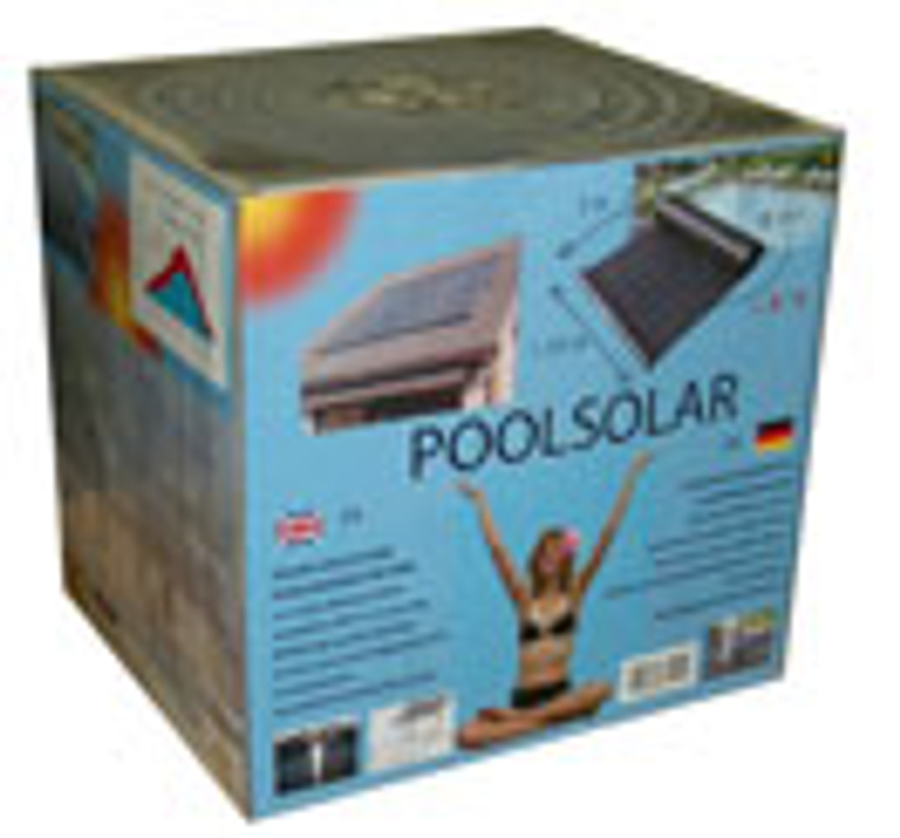 Poolsolar boxed