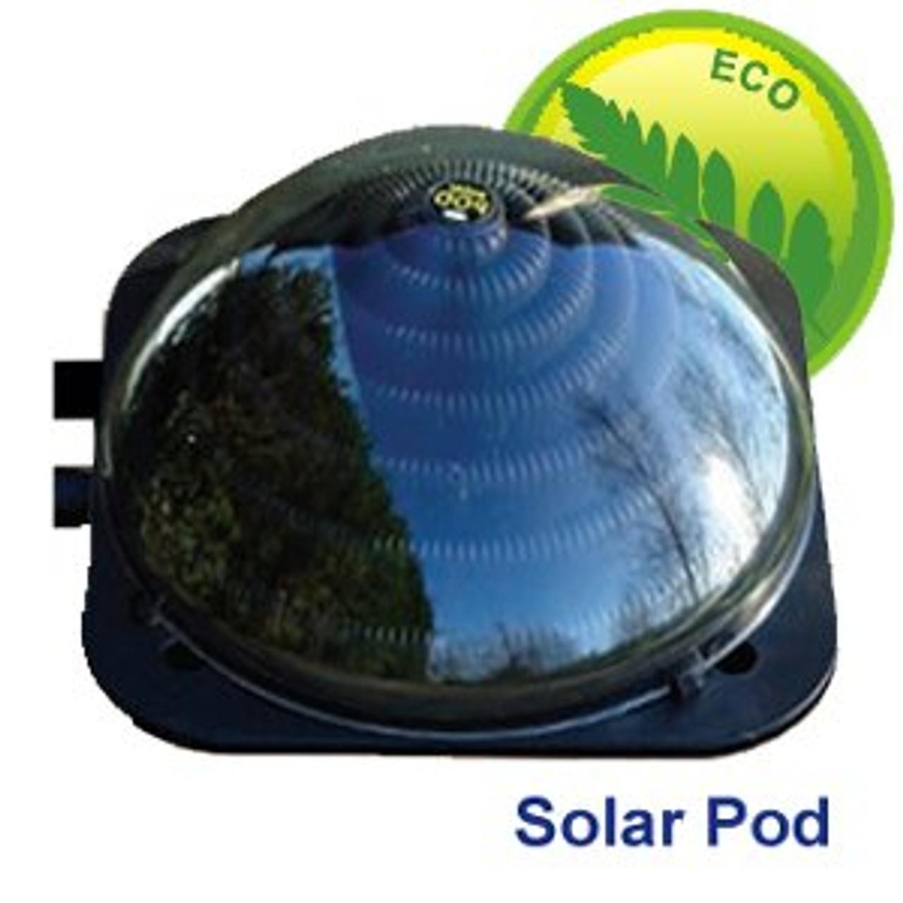 Swimming Pool solar heater eco pod