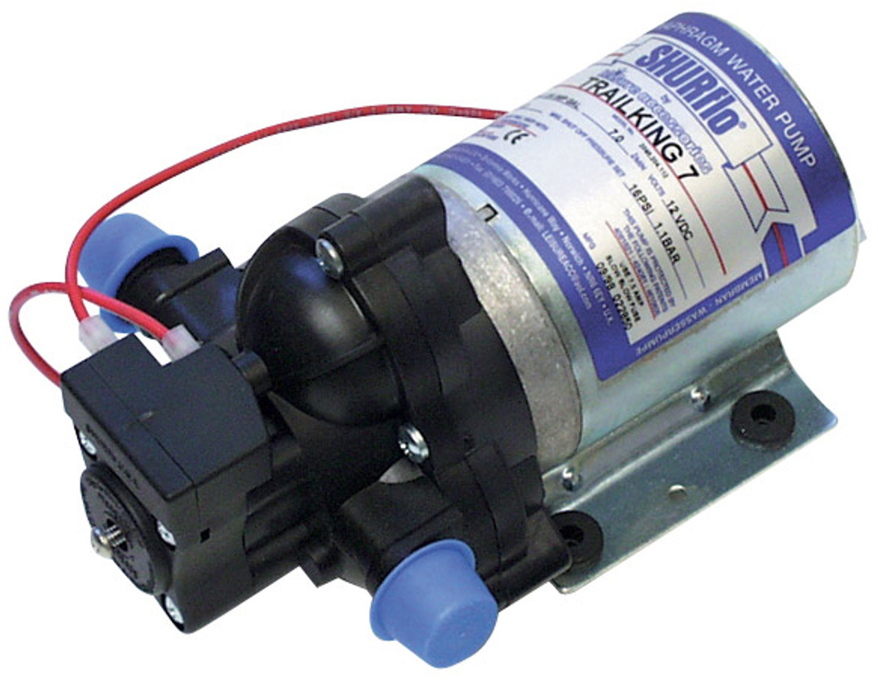 Shurflo Diaphragm Caravan Water Pump