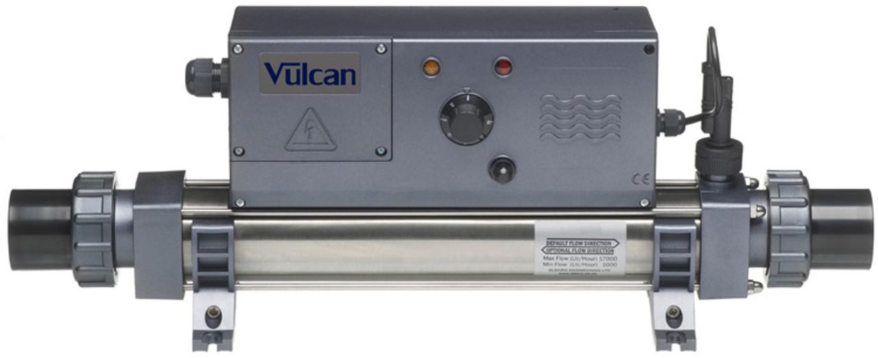 Elecro Vulcan Electric Swimming Pool Heater Analogue