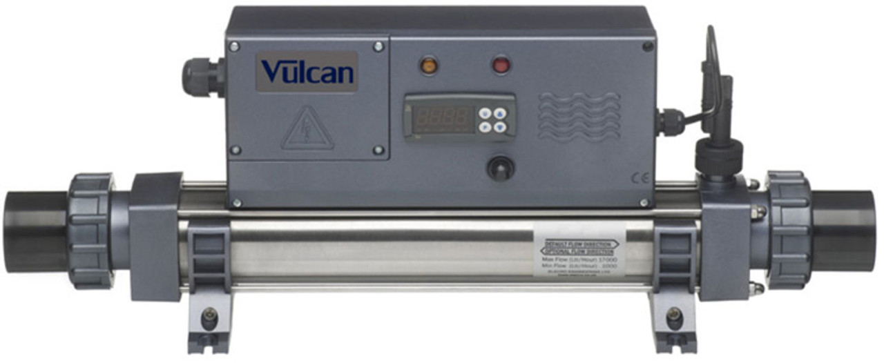 Vulcan Electric Pool Heater With Digital Display by Elecro