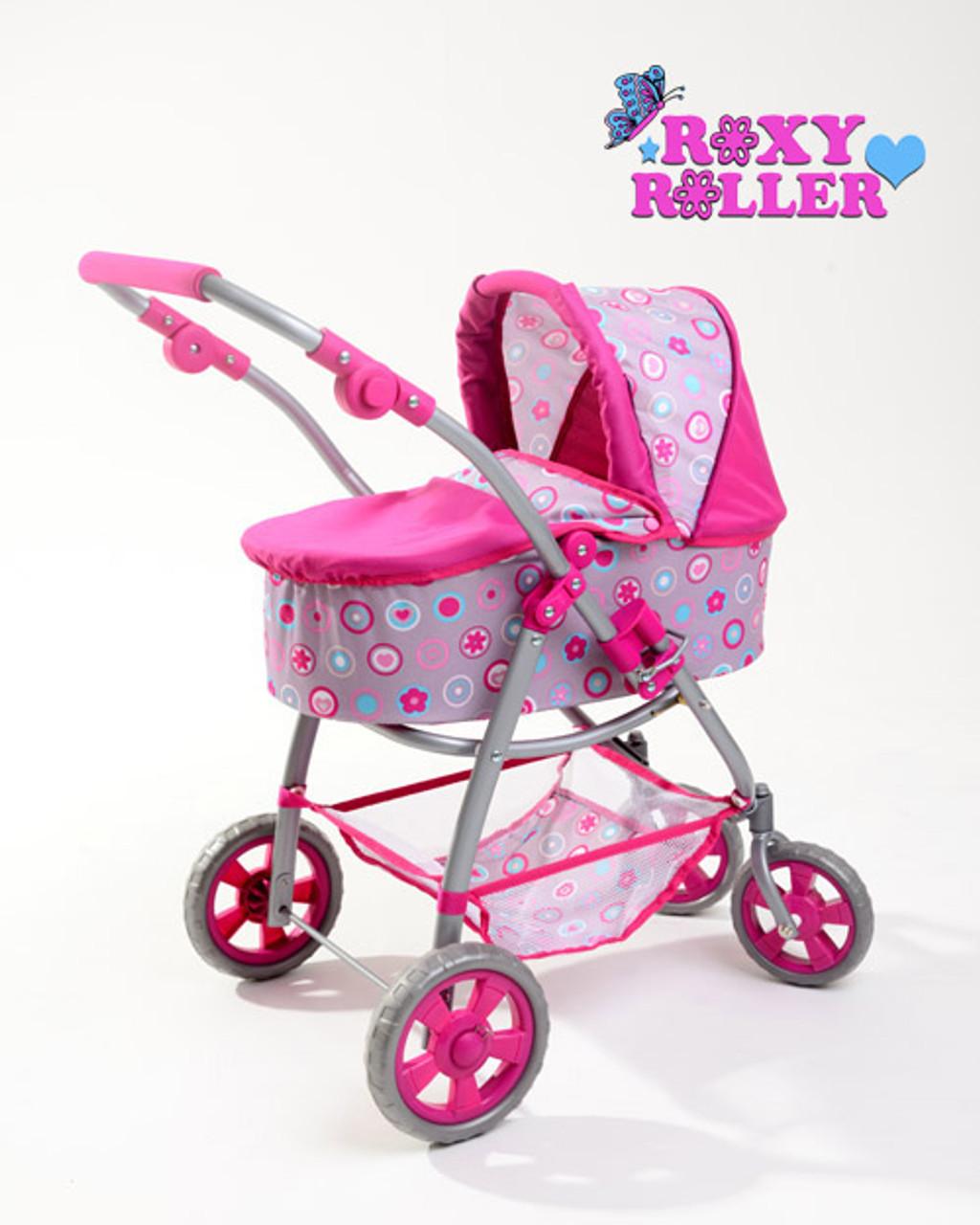 Roxy Roller 3 in 1 Kids Toy Stroller