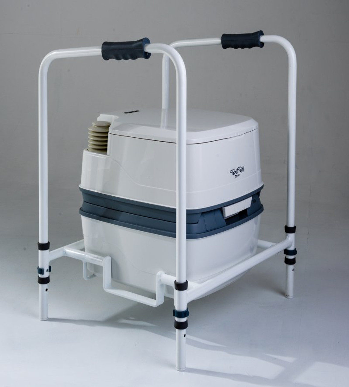 Thetford Dignified Toilet Porta Potti Aid with Folding ...