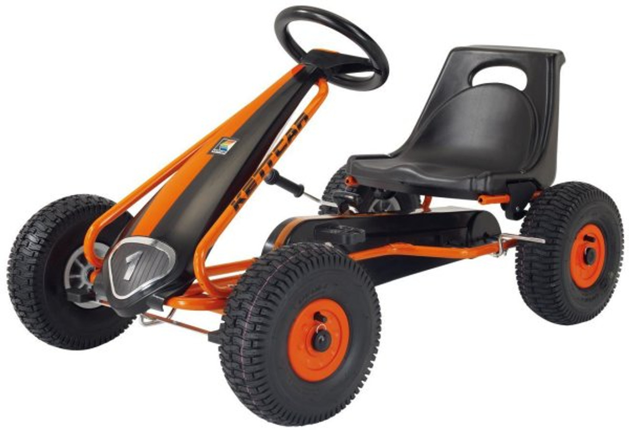Suzuka Air Kettler Go Kart with Air Tyres and Handbrake