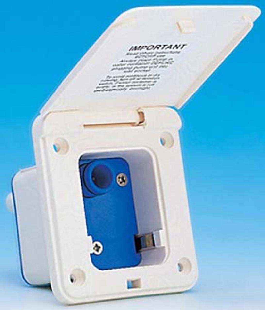 Whale Watermaster Inlet Socket ES1001 Ivory