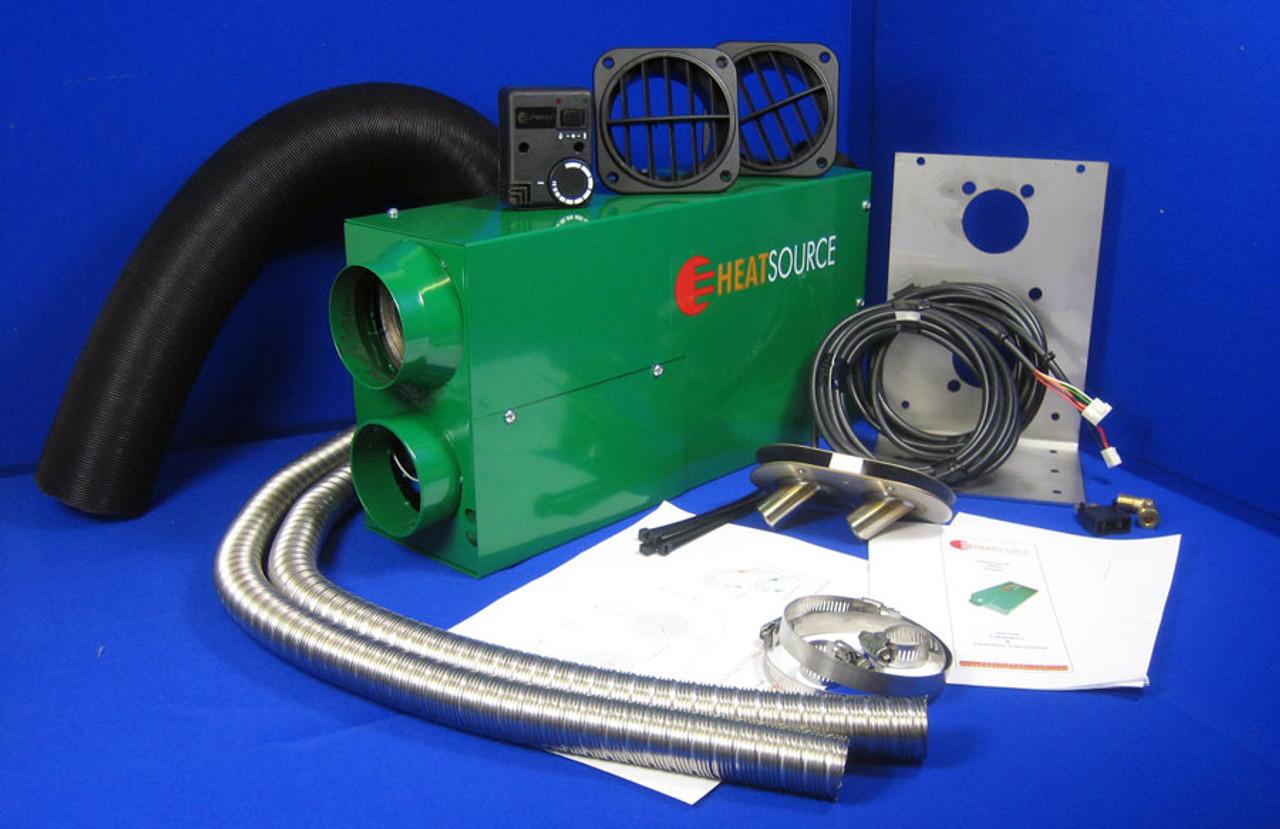 Propex HS2800 blown air lpg gas heater