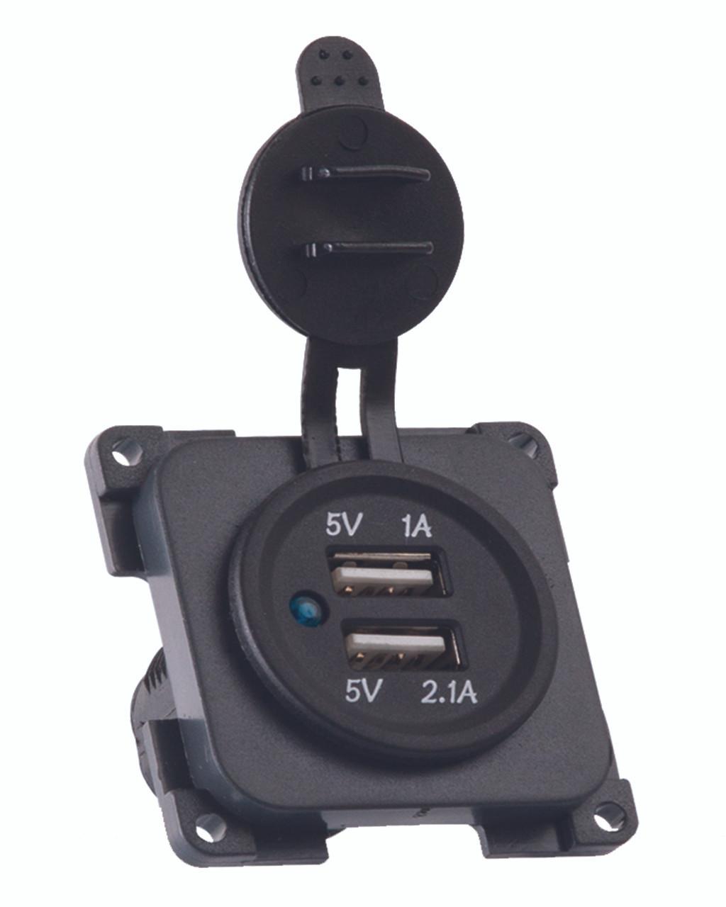 AERIAL /& 12V SOCKET /& FRAME for CBE or C-LINE SYSTEMS CARAVAN MOTORHOME HORSEBOX