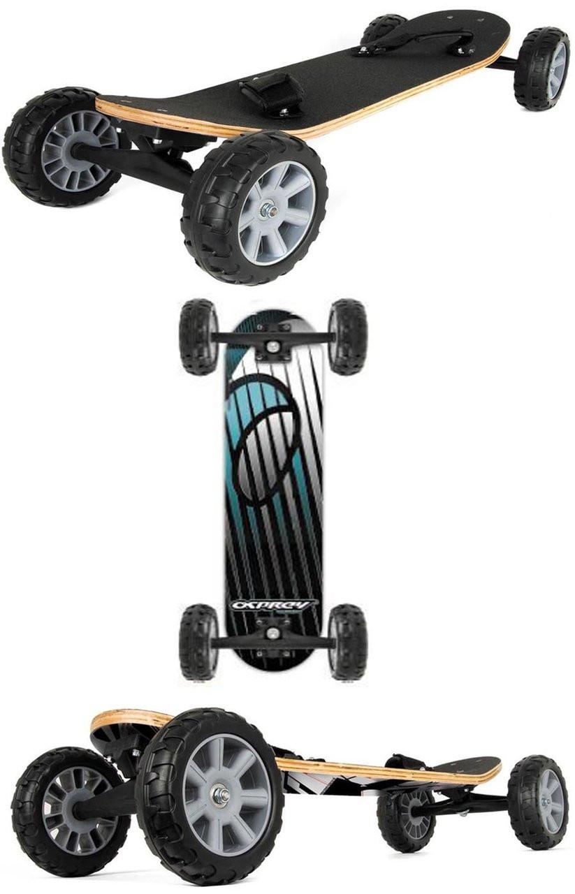 All Terrain Board off road skateboard