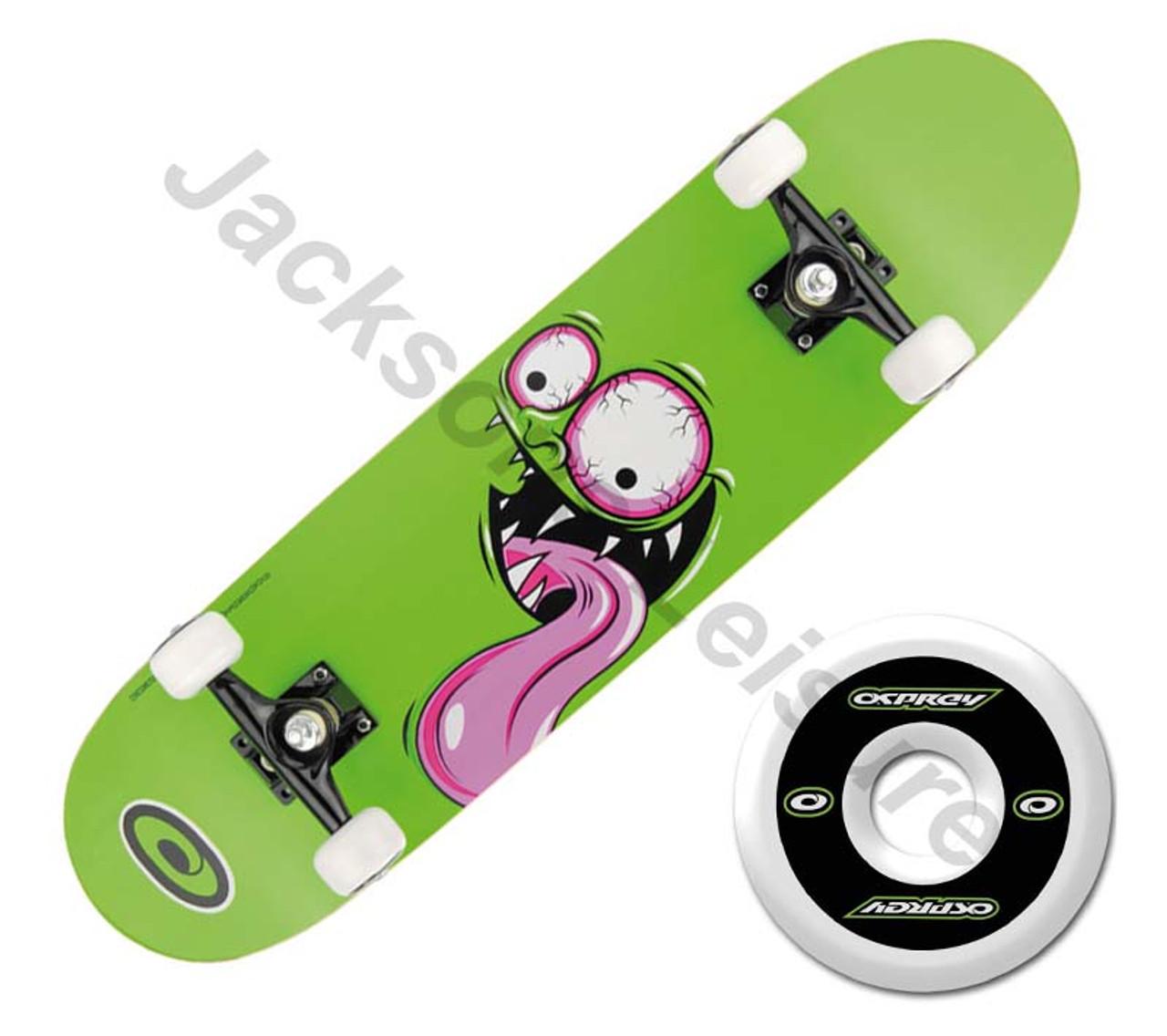 Osprey Gluttony OSX Double Kick Concave Skateboard