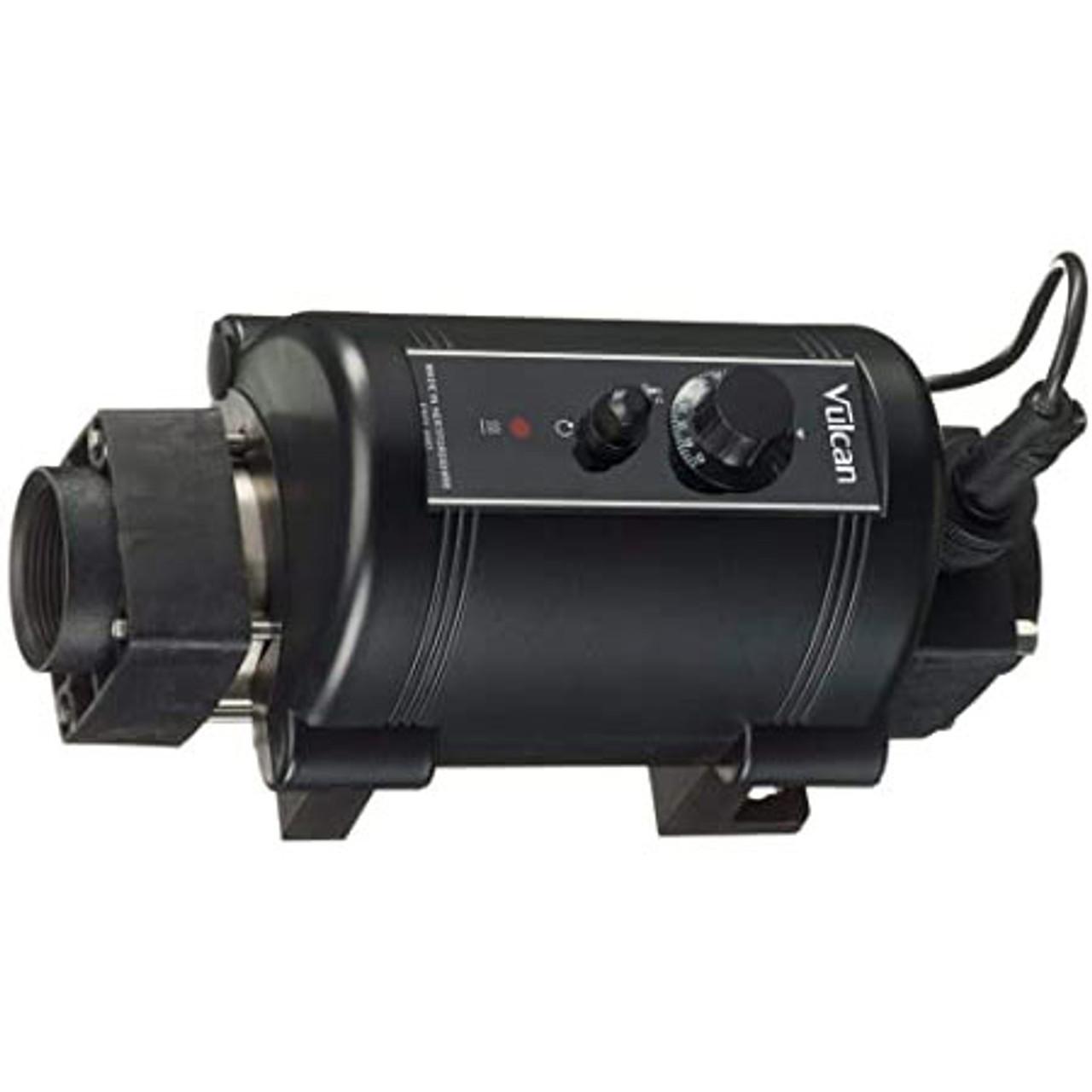 3 kW Elecro Electric Plug & Play Nano Pool Heater - Full Titanium