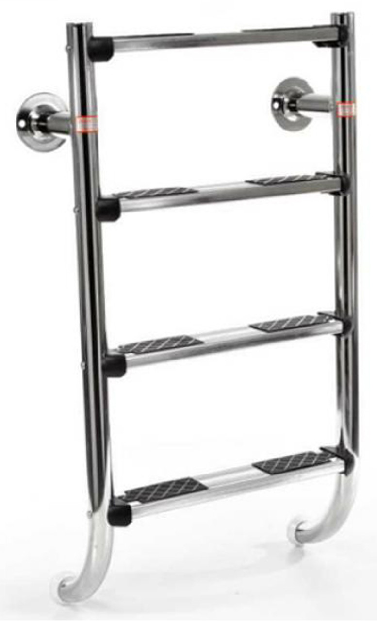 Astral Split S.S Underwater Swimming Pool Ladder - Flanged Top