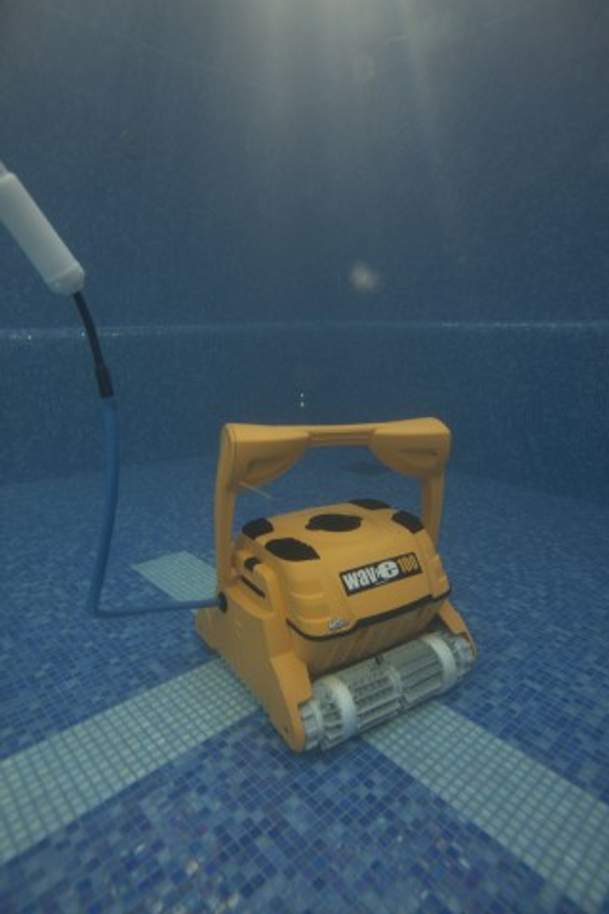 Dolphin Wave 100 Commercial Automatic Electronic Swimming Pool Cleaner