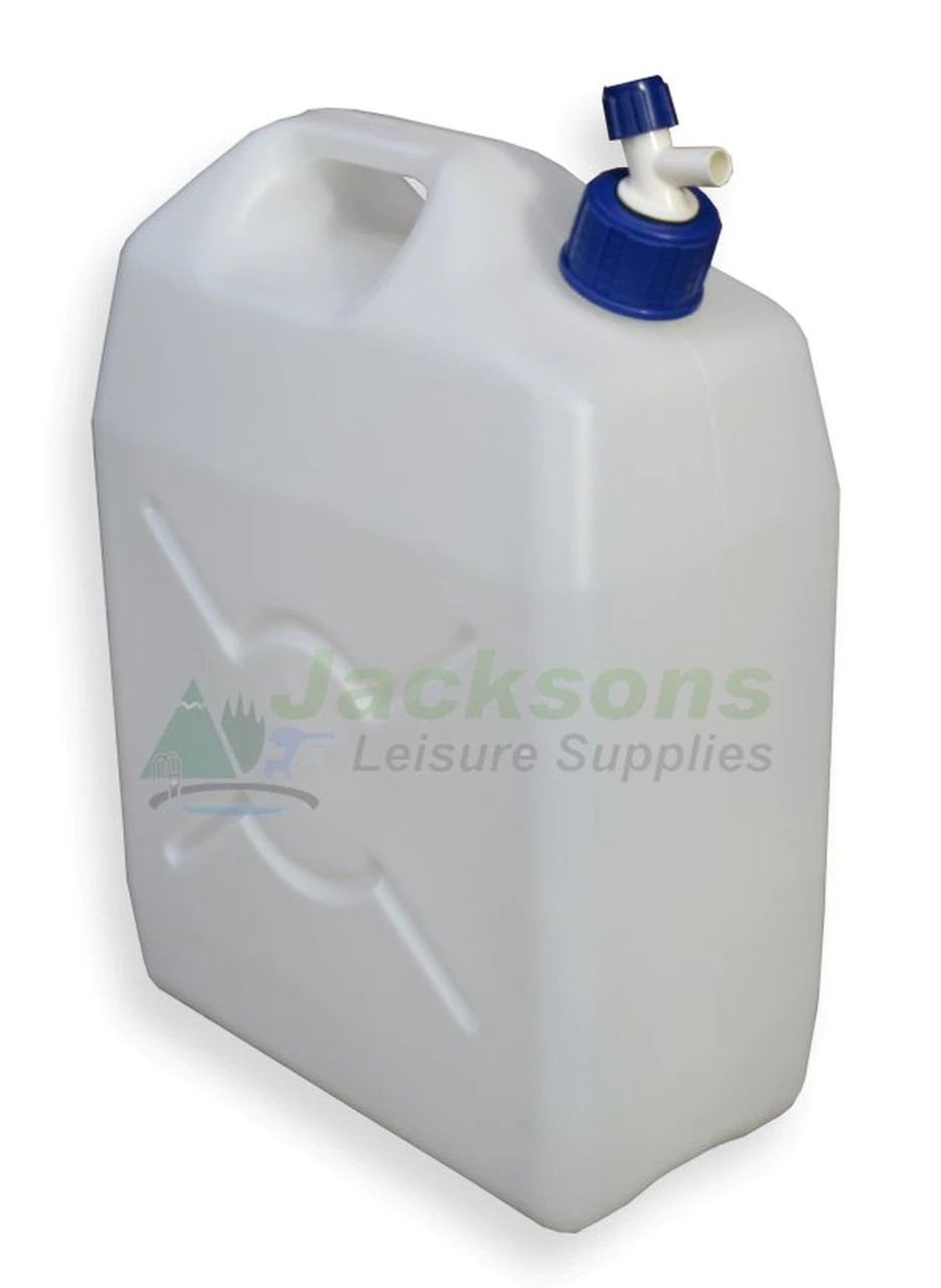 25 Litre camping jerrycan water carrier with air vent