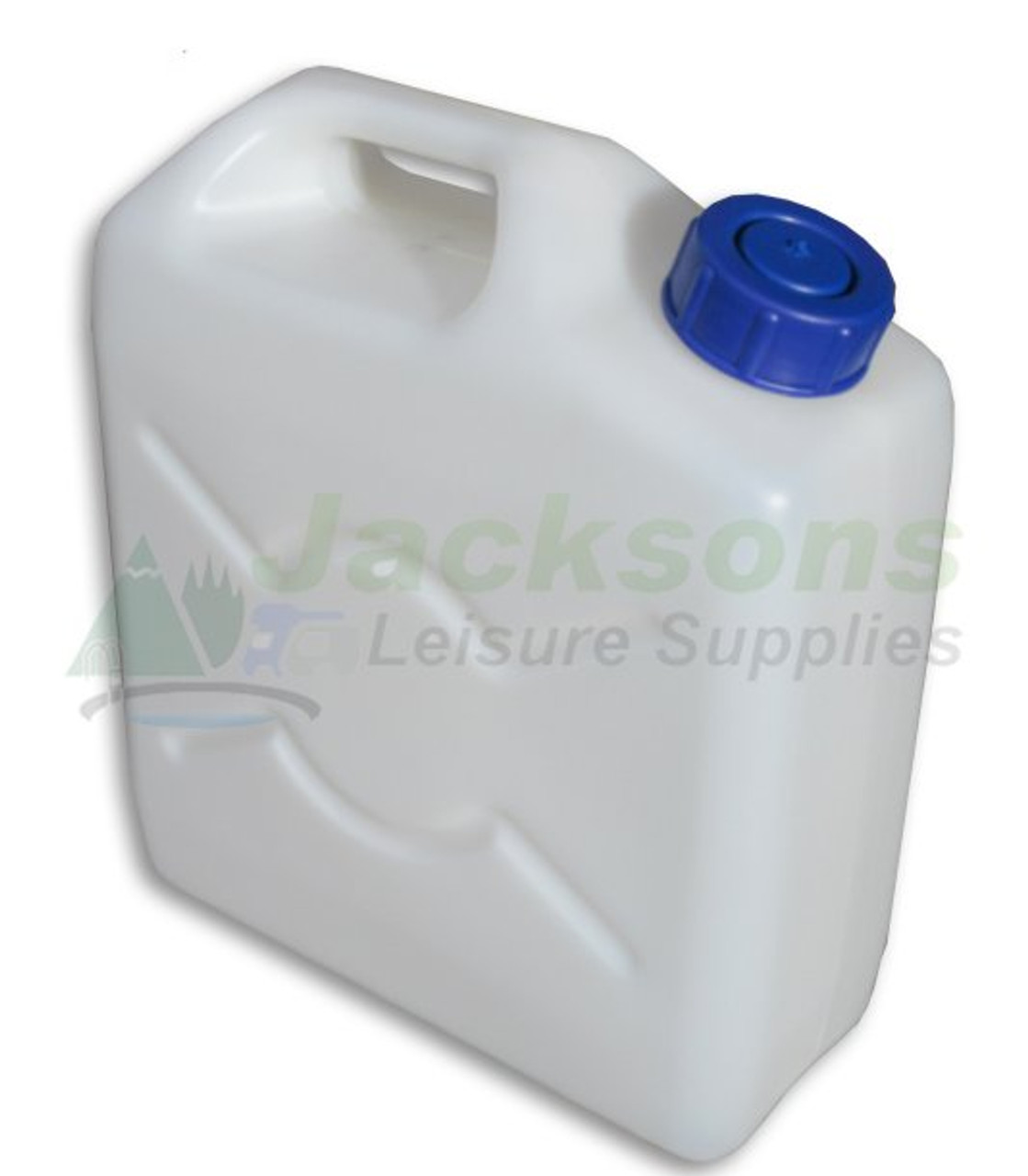 5 Litre camping jerrycan water carrier with handle