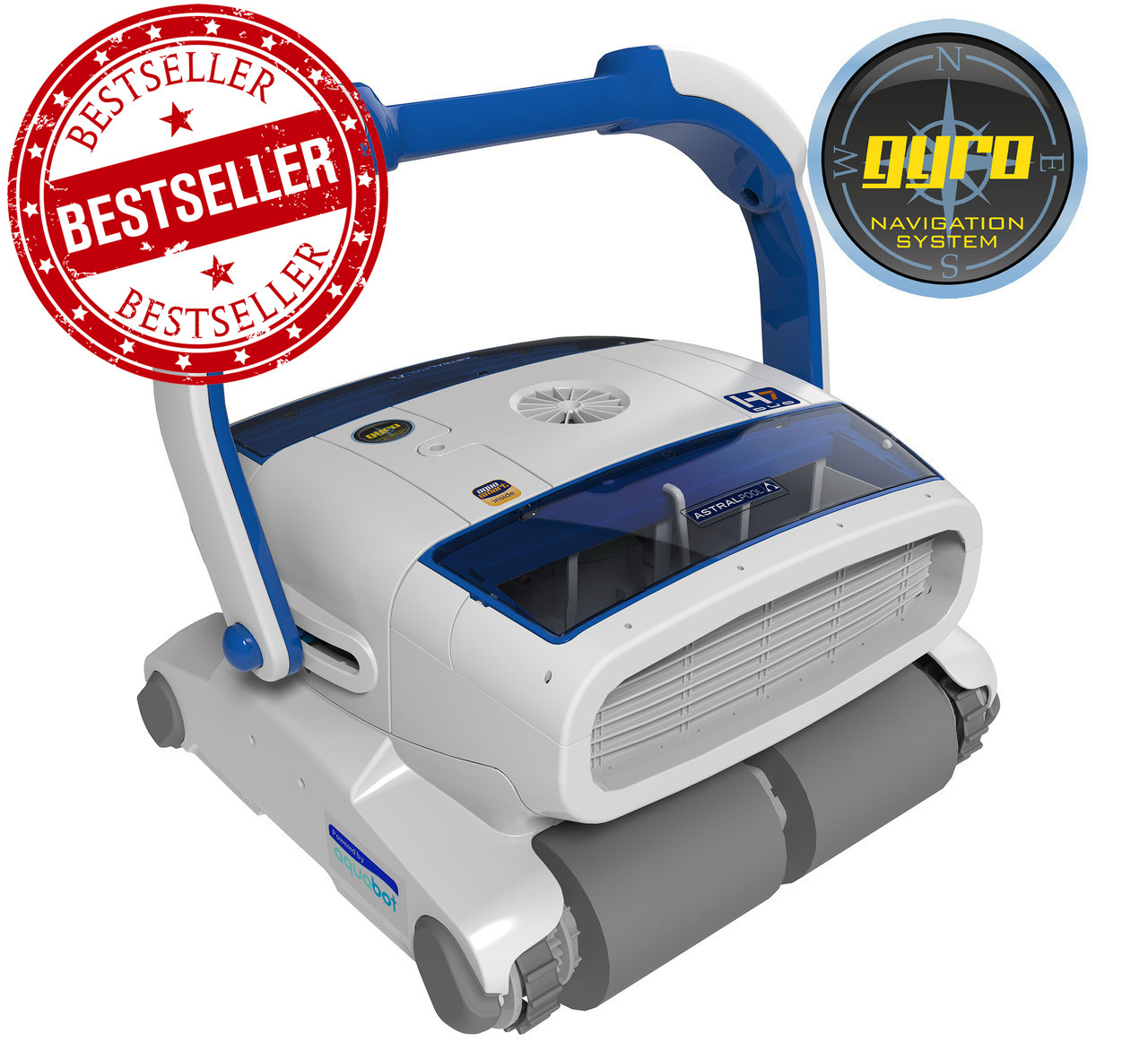 Astral H5 Robotic Pool cleaner