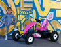 BERG Compact Pink BFR Kid's Pedal Go Kart