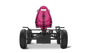 Berg Compact Pink BFR Go Kart Back View