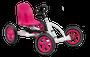 BERG Buddy Pink Kid's BFR Pedal Go Kart