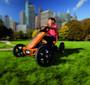BERG Rally Orange Children's Ride-On Pedal Go Kart