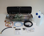 Right hand sink and hob unit  Dometic Smev 9222 with Bulkhead Regulator and Cold Tap