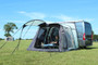 Movelite 2 Campervan can easily open up