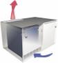 Dometic HiPro 6000 Absorption Hotel Silent Mini Bar Fridge