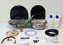 Dometic Smev 8123 Campervan Caravan Motorhome Conversion Kit with Bulk Head Regulator and Cold Water Tap operation