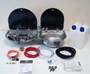 Dometic Smev 8123 Campervan Caravan Motorhome Conversion Kit with Bulk Head Regulator and Mixer Water Tap operation