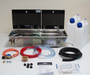 Dometic Smev 9722 conversion kit with right hand sink, Camping Gaz regulator & hot/cold mixer tap                                                                                9722KIT1-R-G-H