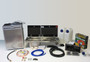 Dometic Smev 9722 Hob and Sink, CRX50 Fridge & Sargent EC160 Van Conversion Kit 2 with a Bulkhead regulator and Cold tap option