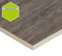 Morland Grey Santa Fe Oak lightweight ply