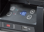 The control panel on the Vitrifrigo VF45P campervan and motorhome cool box