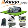 Vango Cruz Low Drive Away Inflatable Campervan Awing - Bundle Deal