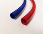 John Guest 12mm semi rigid red and blue water pipe suitable for push fit connections