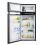 Interior of Thetford N4150 fridge freezer