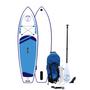 "Sandbanks SUP Style Wave 9' 6"" iSUP Inflatable Paddle Board"