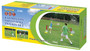 Kids 3 in 1 tennis badminton and volleyball set box