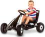 Kettler Daytona Air Pedal Go Kart complete with driver 8865760