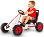 Kettler Daytona kids pedal go kart complete with driver