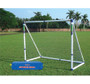 An adjustable 12ft goal complete with a handy carry bag for easy transport.