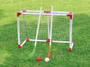 Kids Hockey goal and stick trainer set JC-101A
