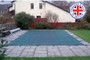 Deluxe Swimming Pool Winter Covers