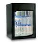 Vitrifrigo MC420V 40L Hotel Mini Bar Absorption Fridge with Glass front