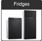 thetford spare fridges button