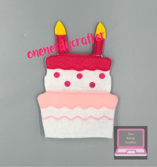 Birthday Cake Elf Costume