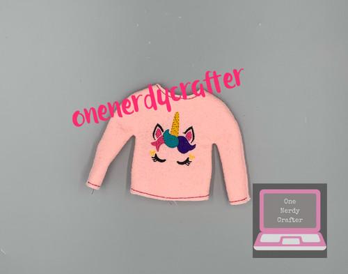 Unicorn Elf Sweater