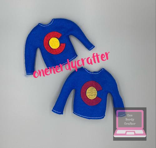 Colorado Elf Sweater